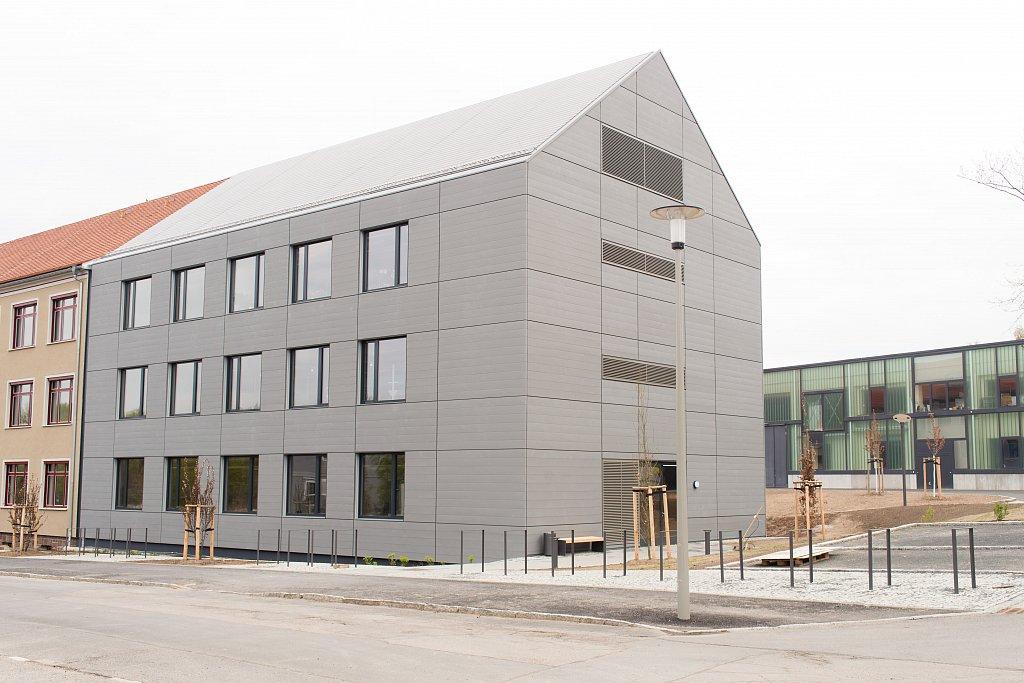 Umbau-Haus-Metallformung